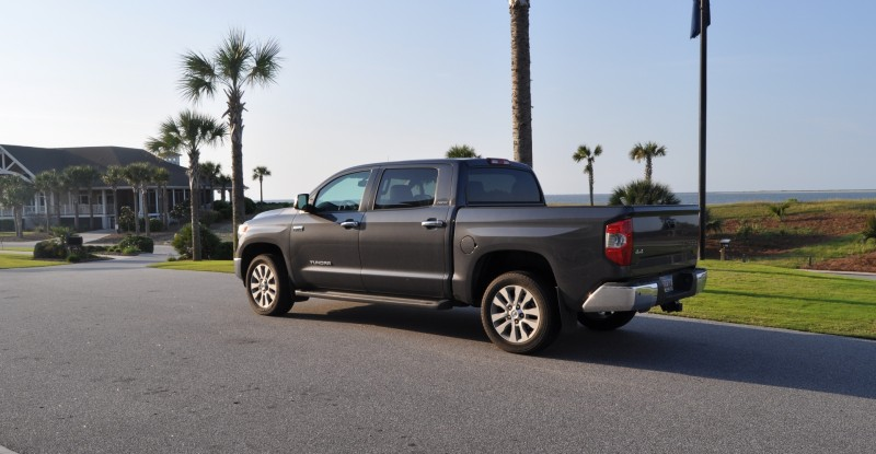 Car-Revs-Daily.com Road Test Review - 2014 Toyota Tundra 5.7L V8 CrewMax Limited 43