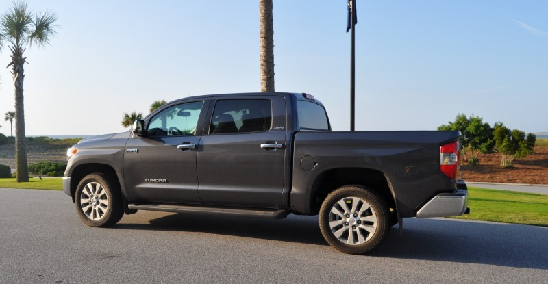 Car-Revs-Daily.com Road Test Review - 2014 Toyota Tundra 5.7L V8 CrewMax Limited 44