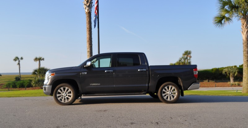 Car-Revs-Daily.com Road Test Review - 2014 Toyota Tundra 5.7L V8 CrewMax Limited 46