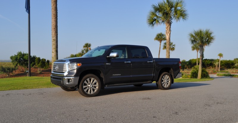 Car-Revs-Daily.com Road Test Review - 2014 Toyota Tundra 5.7L V8 CrewMax Limited 48