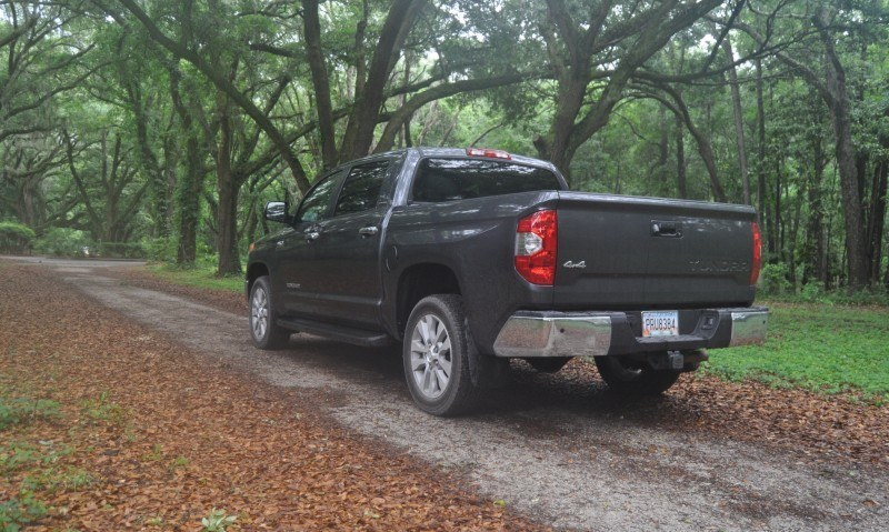 Car-Revs-Daily.com Road Test Review - 2014 Toyota Tundra 5.7L V8 CrewMax Limited 5
