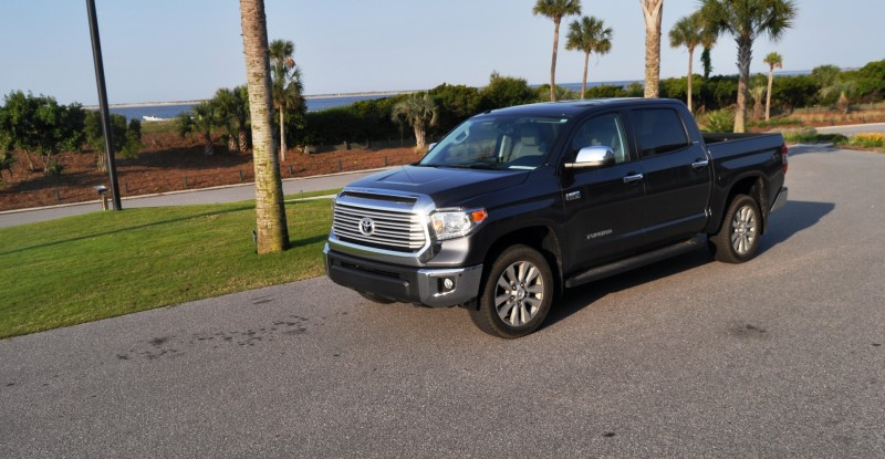 Car-Revs-Daily.com Road Test Review - 2014 Toyota Tundra 5.7L V8 CrewMax Limited 51
