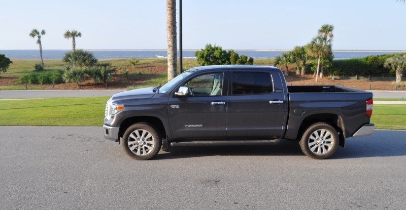Car-Revs-Daily.com Road Test Review - 2014 Toyota Tundra 5.7L V8 CrewMax Limited 52