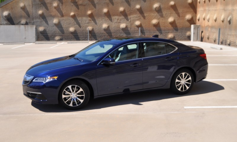Car-Revs-Daily.com Road Test Review - 2015 Acura TLX 12