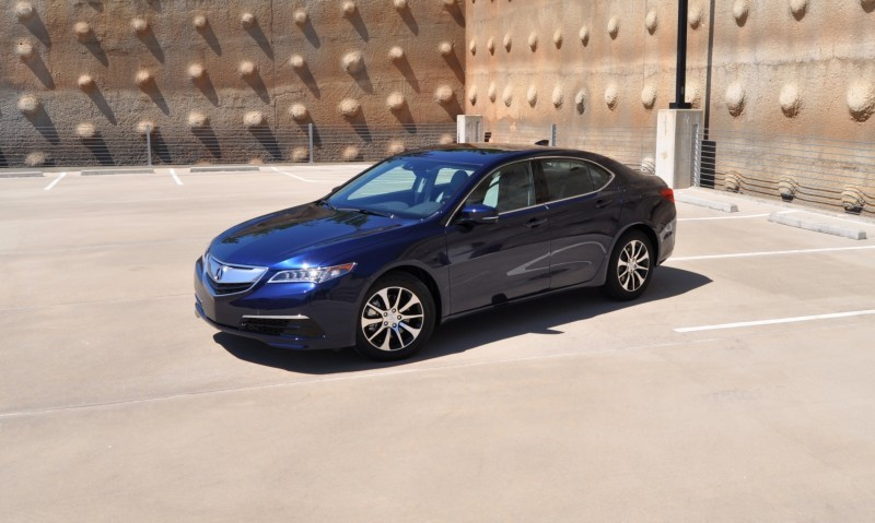 Car-Revs-Daily.com Road Test Review - 2015 Acura TLX 13