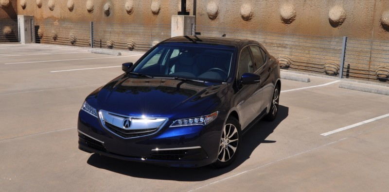 Car-Revs-Daily.com Road Test Review - 2015 Acura TLX 14