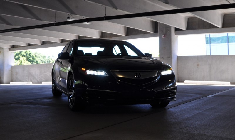 Car-Revs-Daily.com Road Test Review - 2015 Acura TLX 15