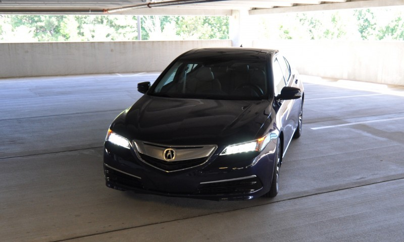 Car-Revs-Daily.com Road Test Review - 2015 Acura TLX 17
