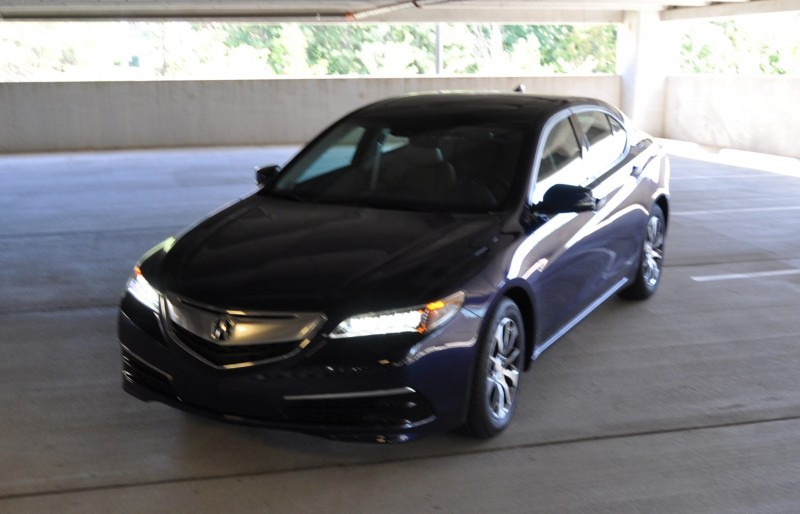 Car-Revs-Daily.com Road Test Review - 2015 Acura TLX 18