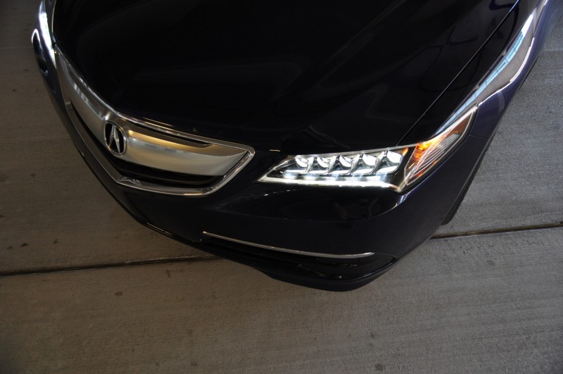 Car-Revs-Daily.com Road Test Review - 2015 Acura TLX 19
