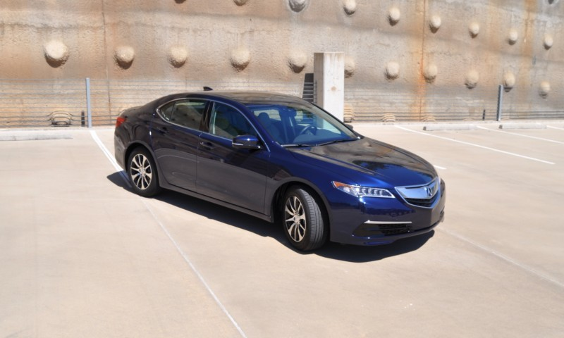 Car-Revs-Daily.com Road Test Review - 2015 Acura TLX 2