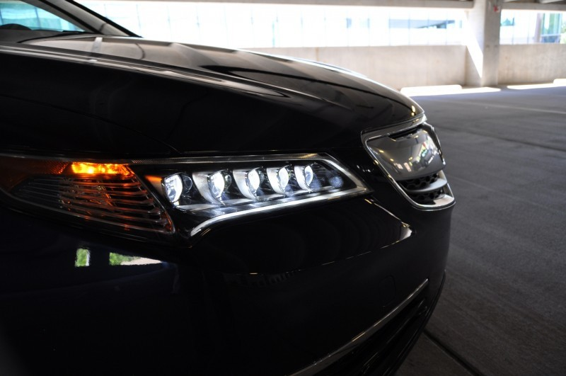 Car-Revs-Daily.com Road Test Review - 2015 Acura TLX 20