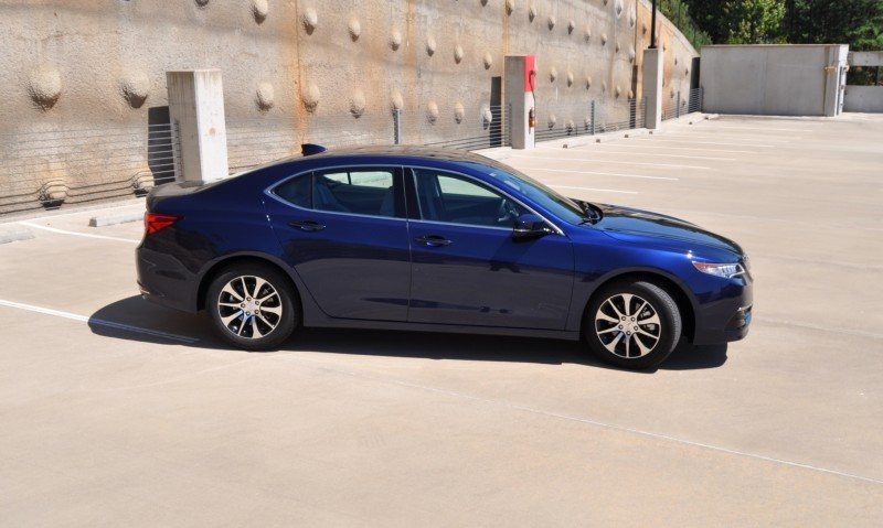 Car-Revs-Daily.com Road Test Review - 2015 Acura TLX 3