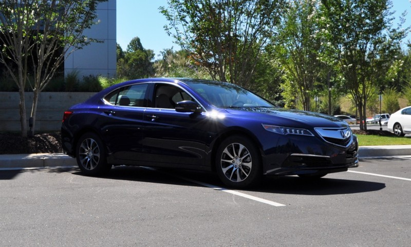 Car-Revs-Daily.com Road Test Review - 2015 Acura TLX 37