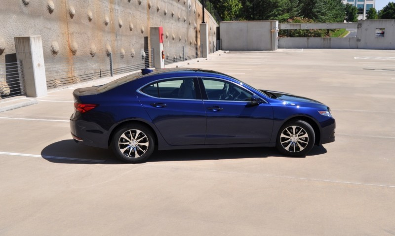 Car-Revs-Daily.com Road Test Review - 2015 Acura TLX 4