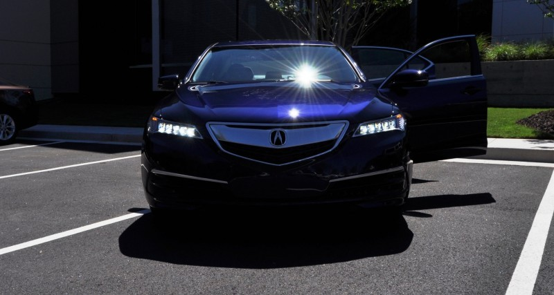 Car-Revs-Daily.com Road Test Review - 2015 Acura TLX 47