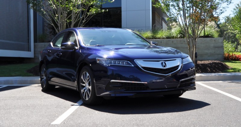 Car-Revs-Daily.com Road Test Review - 2015 Acura TLX 48