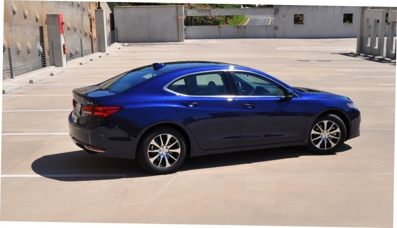 Car-Revs-Daily.com Road Test Review - 2015 Acura TLX 5