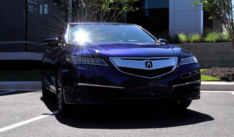 Car-Revs-Daily.com Road Test Review - 2015 Acura TLX 52