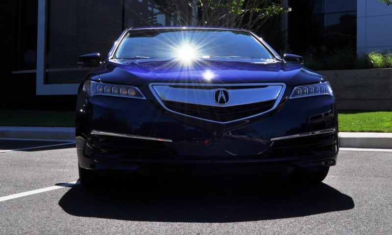 Car-Revs-Daily.com Road Test Review - 2015 Acura TLX 56