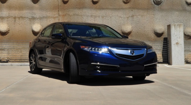 Car-Revs-Daily.com Road Test Review - 2015 Acura TLX 57