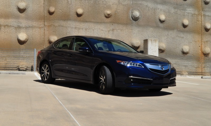 Car-Revs-Daily.com Road Test Review - 2015 Acura TLX 58