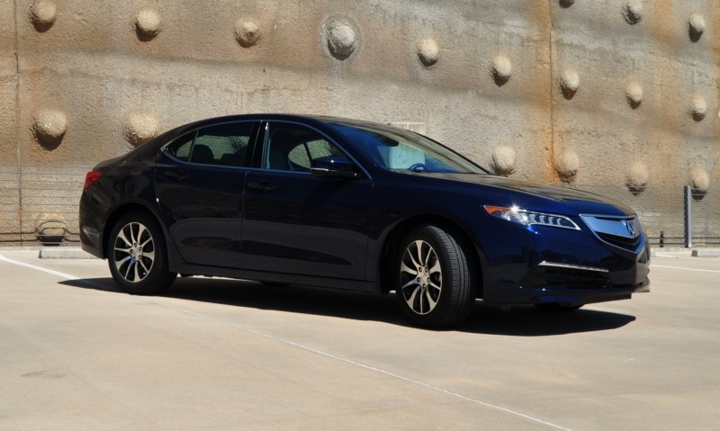 Car-Revs-Daily.com Road Test Review - 2015 Acura TLX 59
