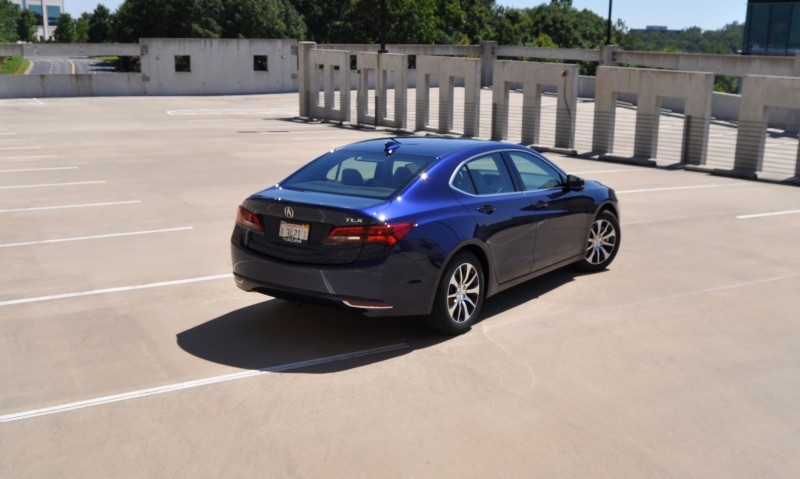 Car-Revs-Daily.com Road Test Review - 2015 Acura TLX 6