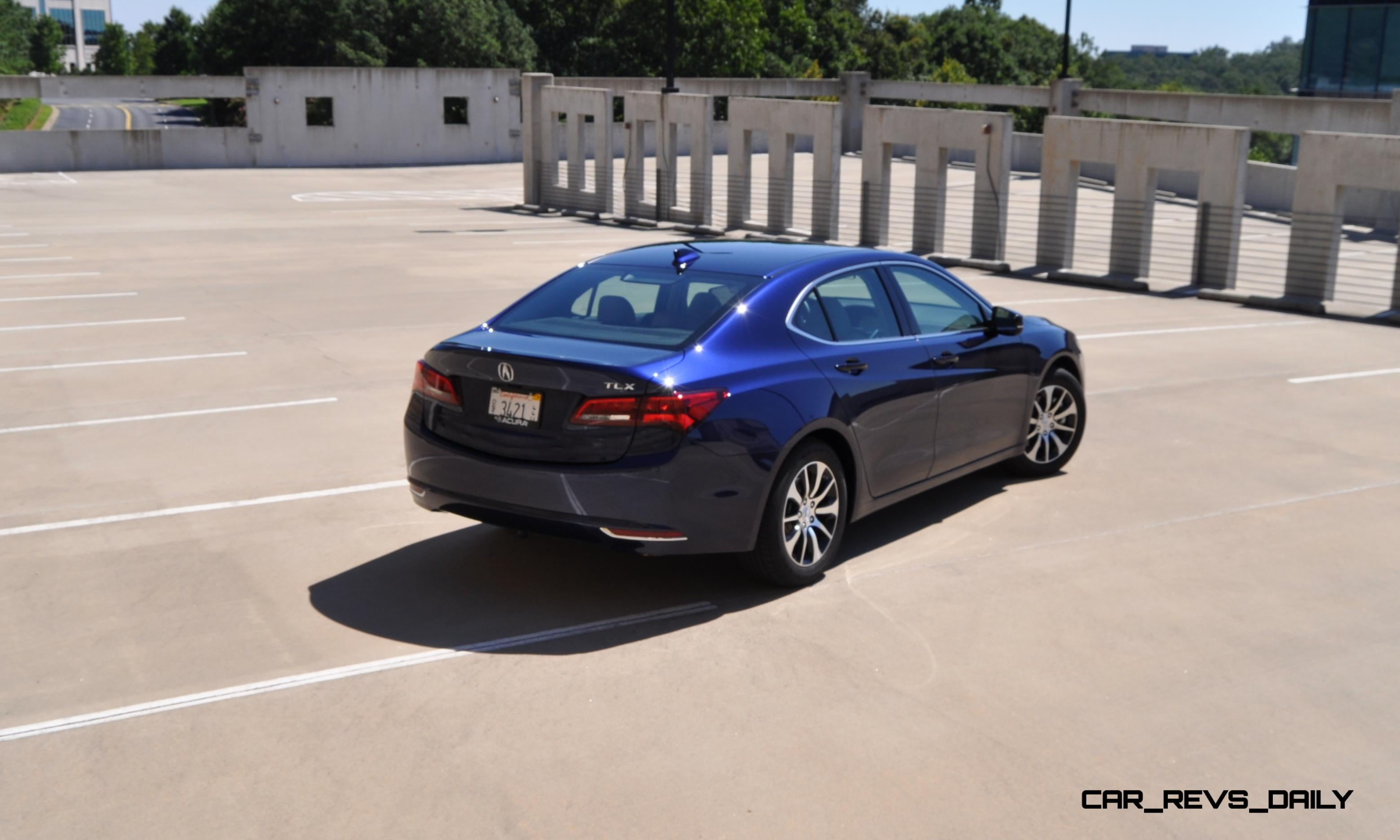 Road Test Review - 2015 Acura TLX 2.4L Is Seriously Good Fun: Quick ...
