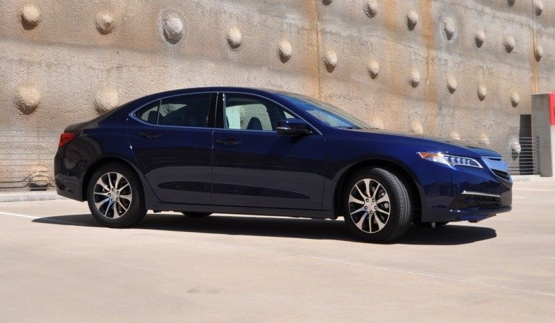 Car-Revs-Daily.com Road Test Review - 2015 Acura TLX 60