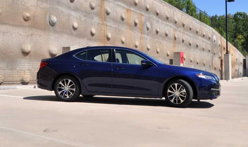 Car-Revs-Daily.com Road Test Review - 2015 Acura TLX 61