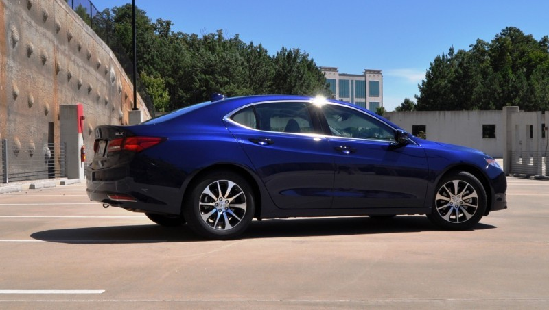 Car-Revs-Daily.com Road Test Review - 2015 Acura TLX 63