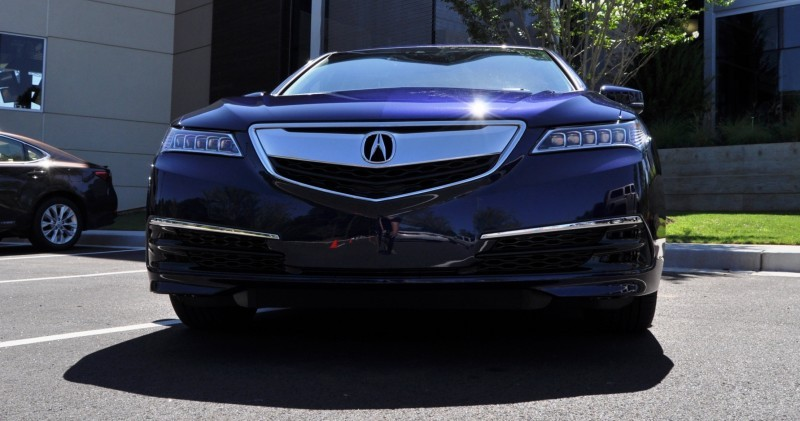 Car-Revs-Daily.com Road Test Review - 2015 Acura TLX 64