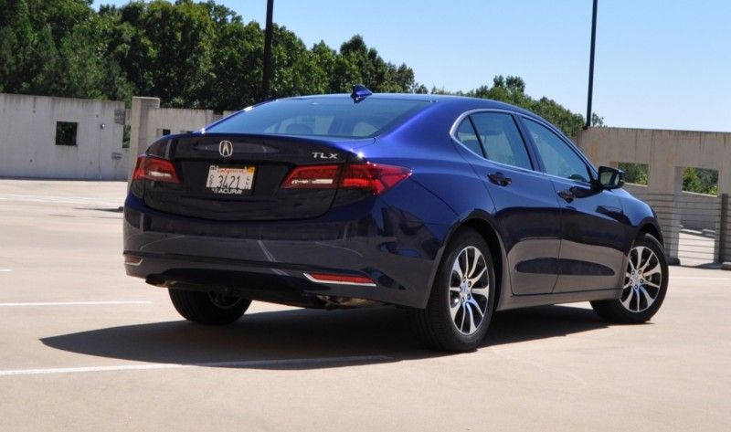 Car-Revs-Daily.com Road Test Review - 2015 Acura TLX 65