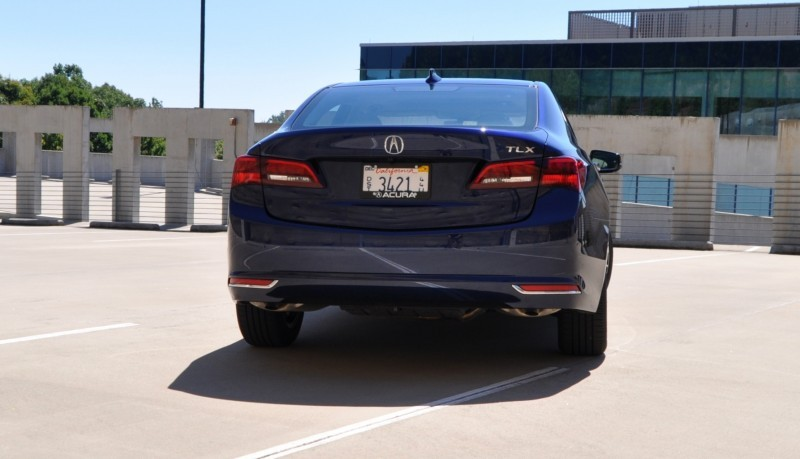 Car-Revs-Daily.com Road Test Review - 2015 Acura TLX 66