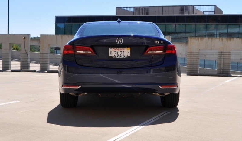 Car-Revs-Daily.com Road Test Review - 2015 Acura TLX 67