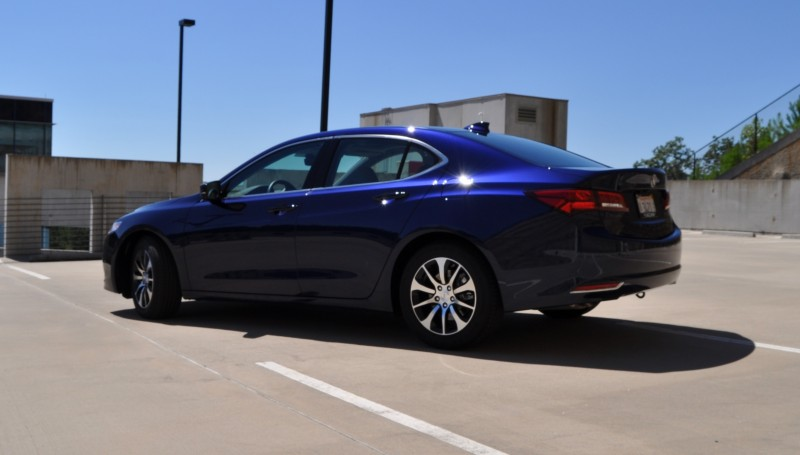 Car-Revs-Daily.com Road Test Review - 2015 Acura TLX 68