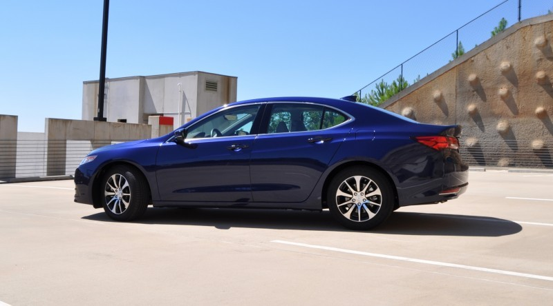 Car-Revs-Daily.com Road Test Review - 2015 Acura TLX 69