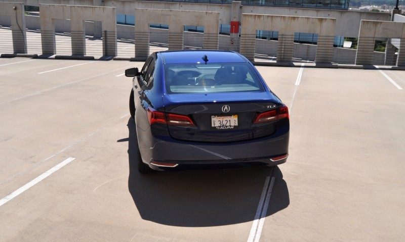 Car-Revs-Daily.com Road Test Review - 2015 Acura TLX 7