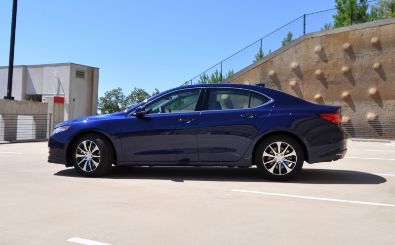 Car-Revs-Daily.com Road Test Review - 2015 Acura TLX 71