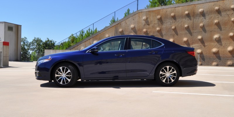 Car-Revs-Daily.com Road Test Review - 2015 Acura TLX 72