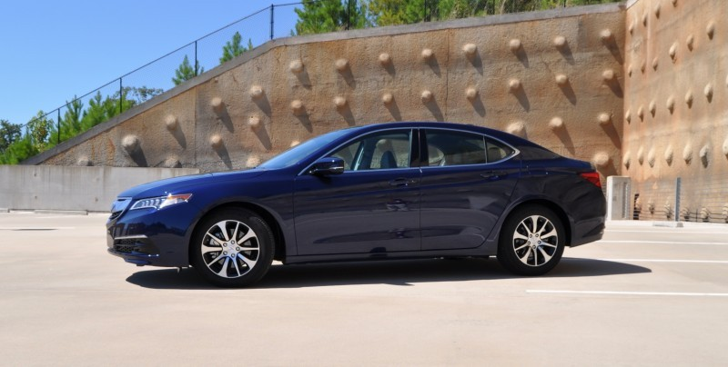 Car-Revs-Daily.com Road Test Review - 2015 Acura TLX 73