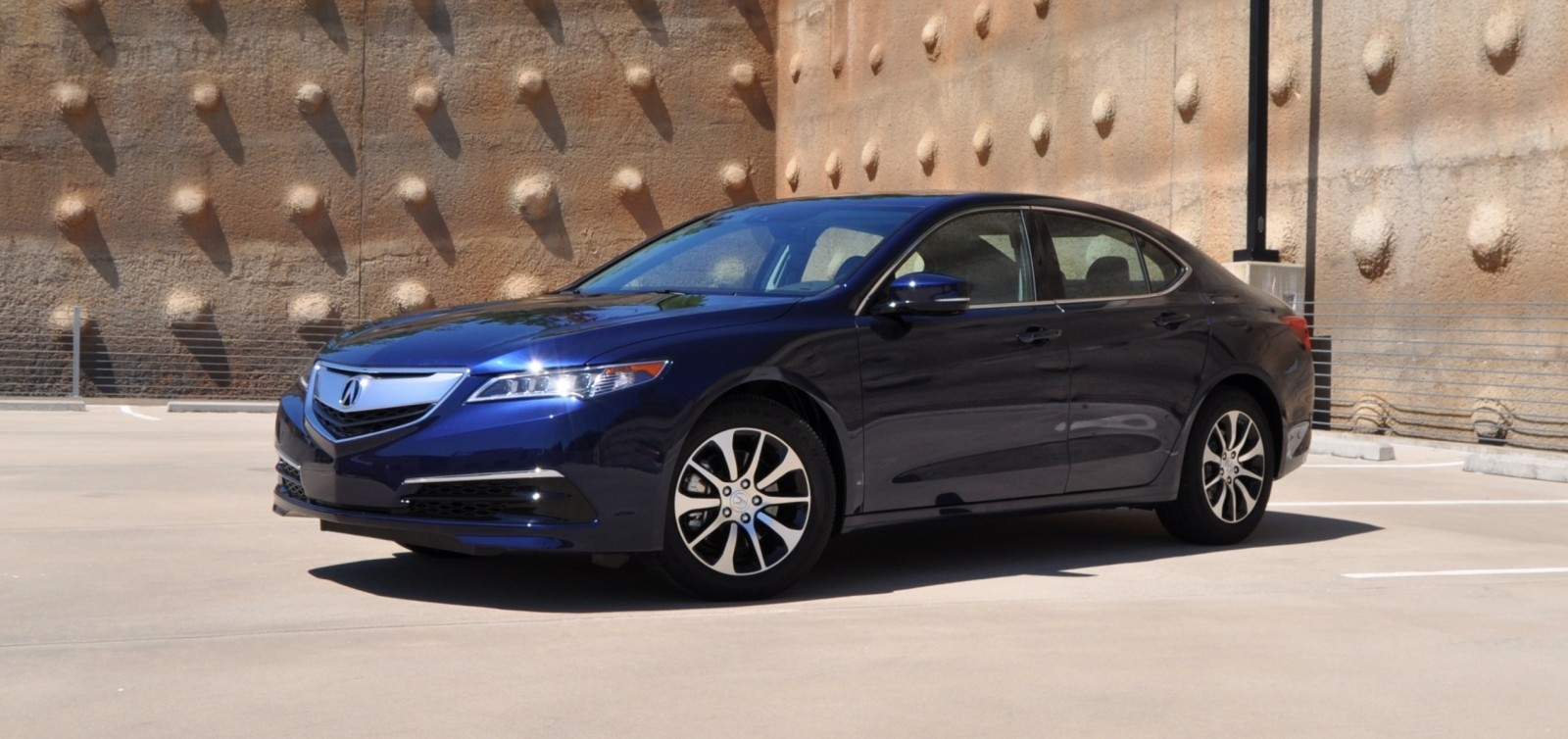 Lastest Home  Road Test Review  2015 Acura TLX 24L Is Seriously Good Fun