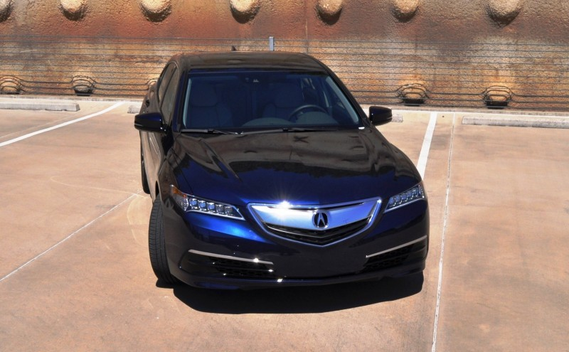 Car-Revs-Daily.com Road Test Review - 2015 Acura TLX 76