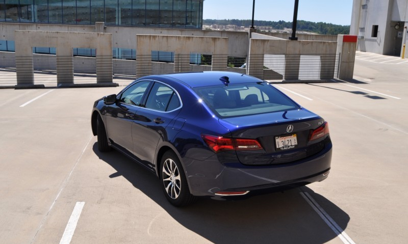 Car-Revs-Daily.com Road Test Review - 2015 Acura TLX 9