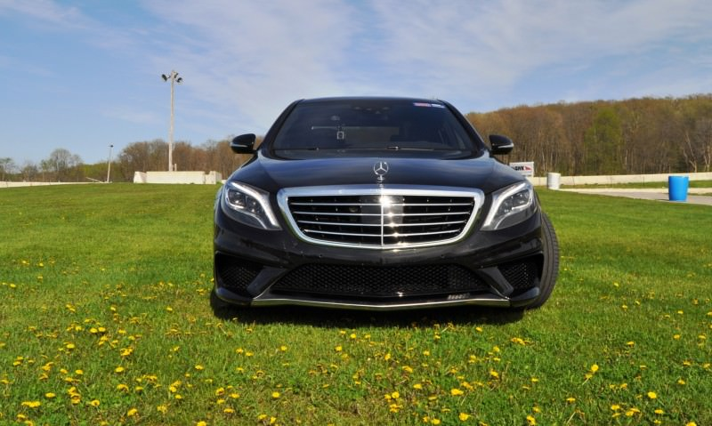 Car-Revs-Daily.com Road Test Reviews the 2015 Mercedes-Benz S63 AMG 17
