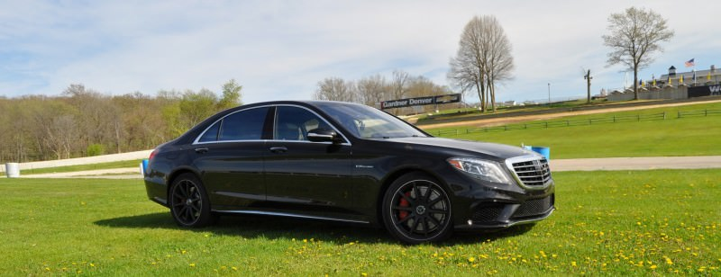 Car-Revs-Daily.com Road Test Reviews the 2015 Mercedes-Benz S63 AMG 27