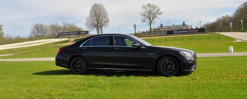 Car-Revs-Daily.com Road Test Reviews the 2015 Mercedes-Benz S63 AMG 31