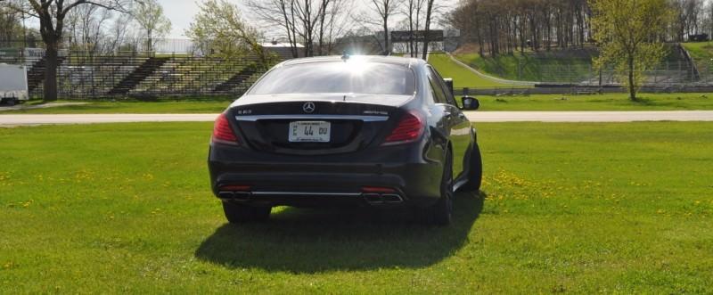 Car-Revs-Daily.com Road Test Reviews the 2015 Mercedes-Benz S63 AMG 53