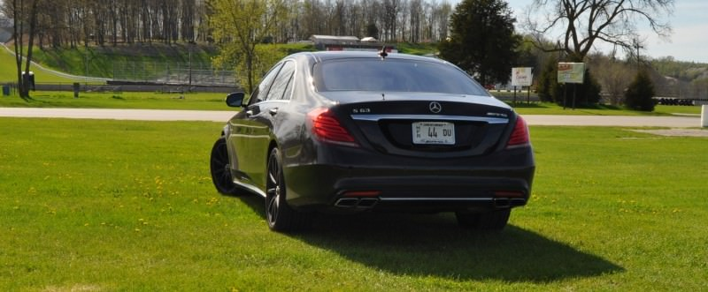 Car-Revs-Daily.com Road Test Reviews the 2015 Mercedes-Benz S63 AMG 59